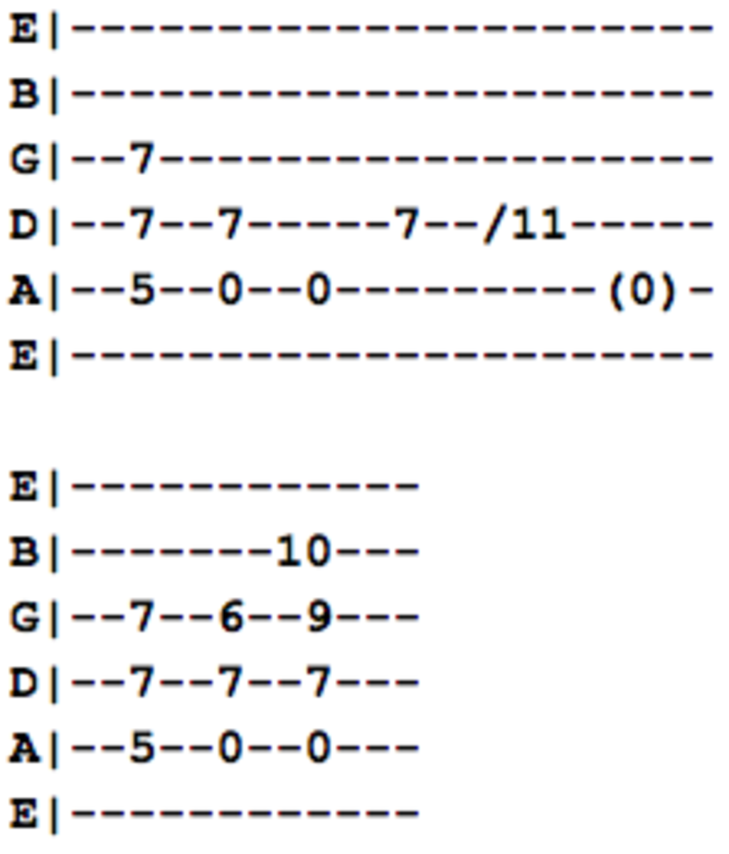 Adding Dynamic Appeal To Your Power Chords With Intervals And Dyads