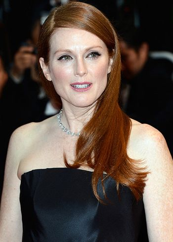 My life is a constant juggling act and it's challenging, reveals Julianne Moore!