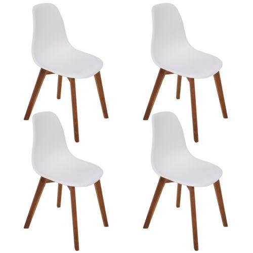 Esszimmerstühle 4x esszimmerstuhl design retro stuhl esszimmerstühle küchenstuhl