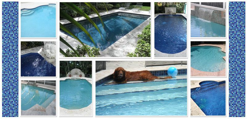 Clearwater Pools Miami Fl Clearwater Pools Pool Construction