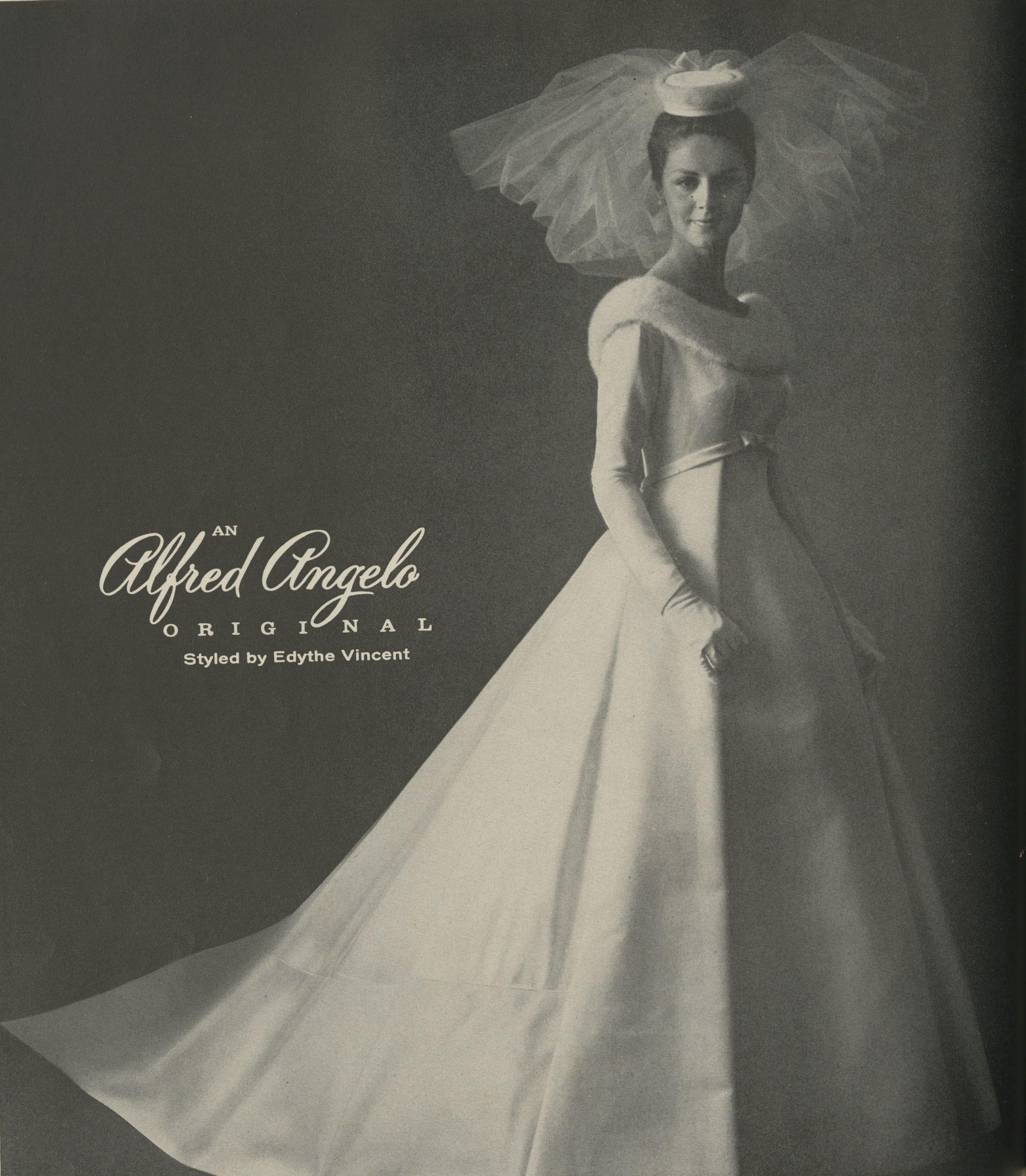 Vintage Wedding Dresses Las Vegas: An Alfred Angelo Original Styled By Edythe Vincent