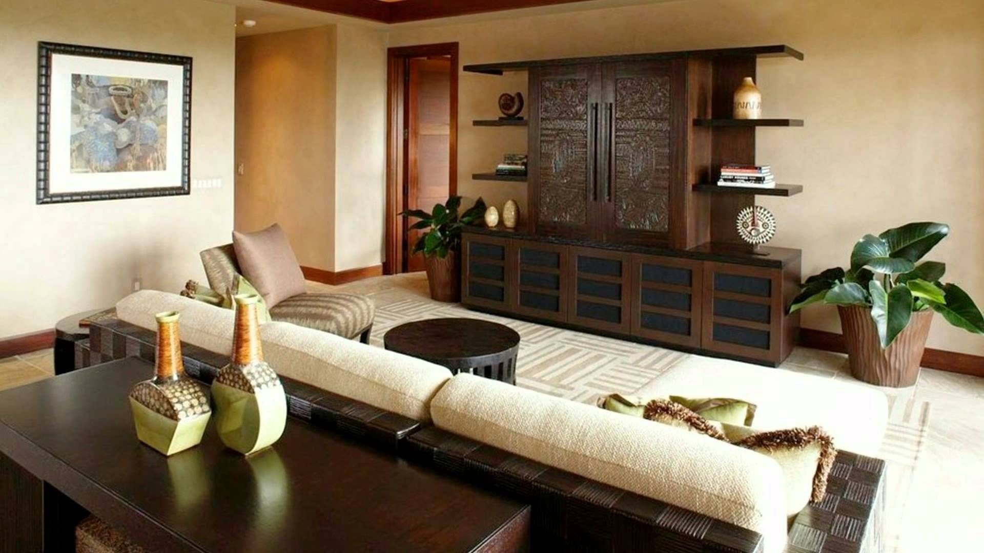 Asian Style Interior Design Ideas Asian Living Rooms Tropical