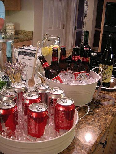 Navy  Silver Engagement Party Cumple, Cumpleaños y Fiestas
