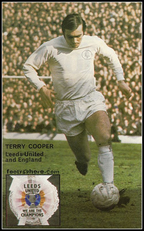 Football League Review 502 - Terry Cooper Leeds United