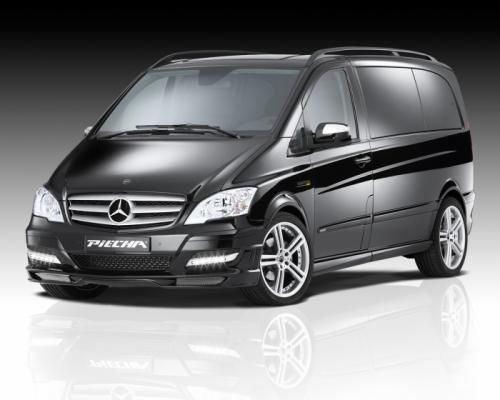Mercedes Benz Viano Facelift Gets Full Styling Kit From Jms And Piecha Design Mbhess Piechadesign Vian Mercedes Benz Viano Mercedes Benz Vans Mercedes Benz