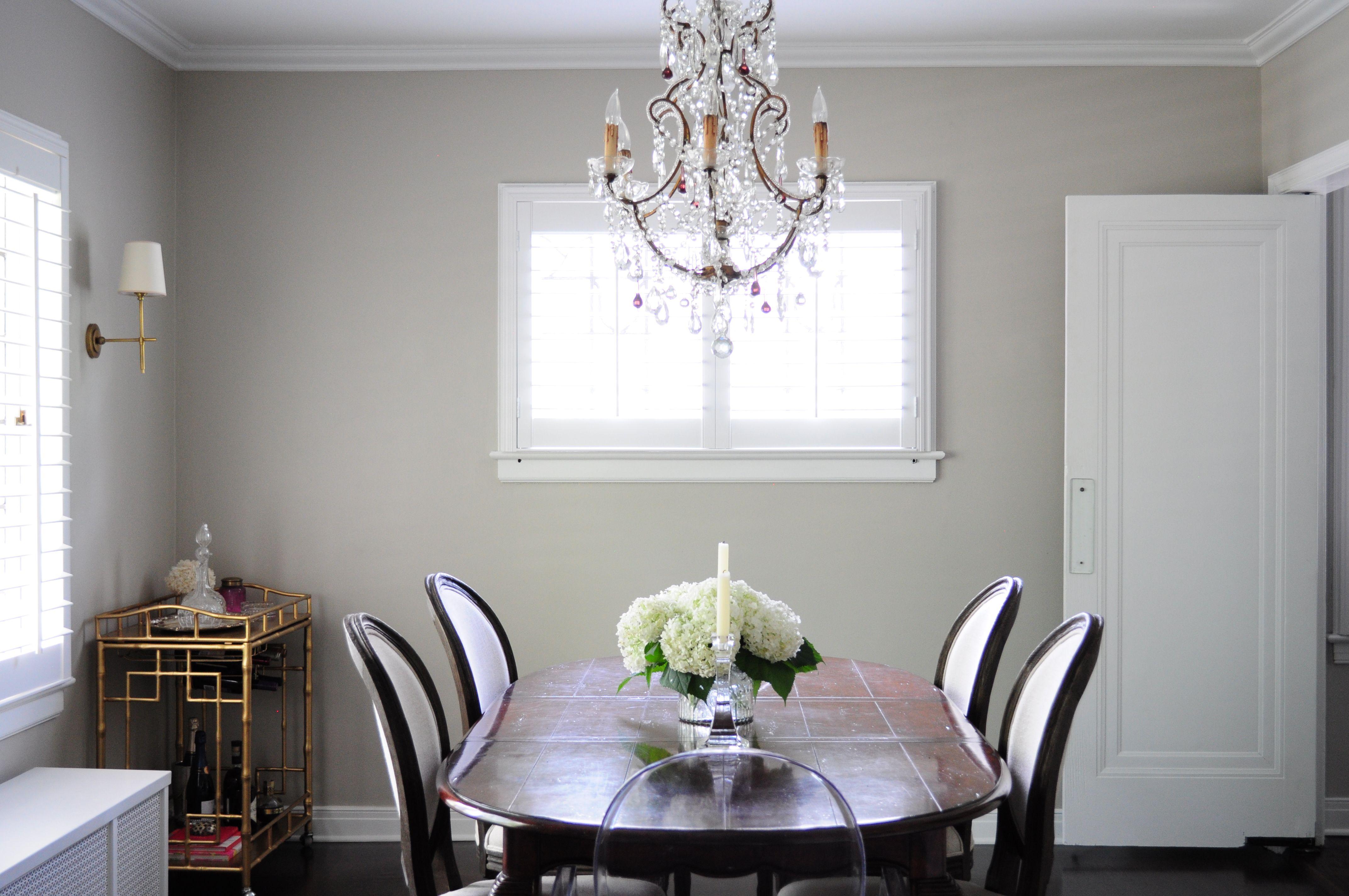 Veronica Bradley Interiors U2014 Polished Neutral Dining Room