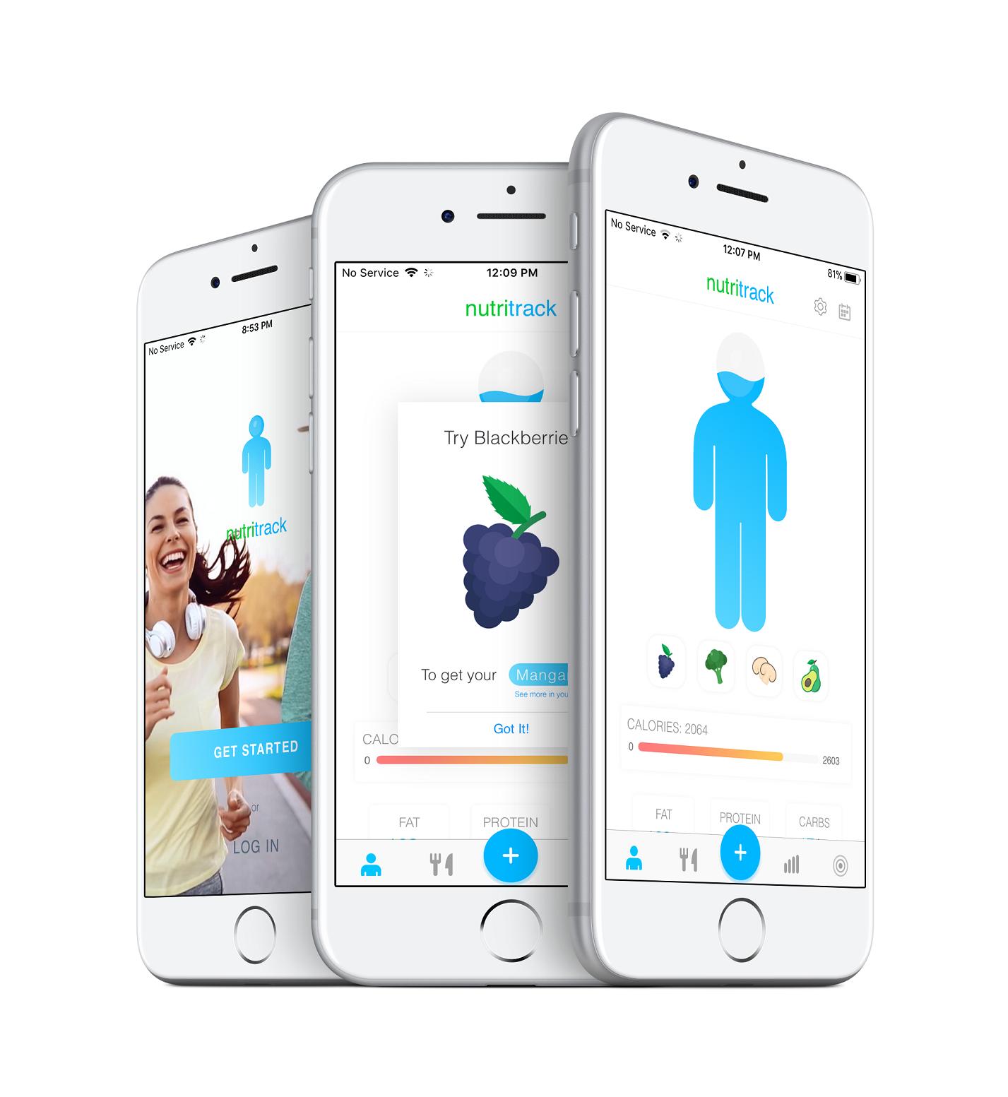Pin by Nutritrack App on Nutritrack App in 2019