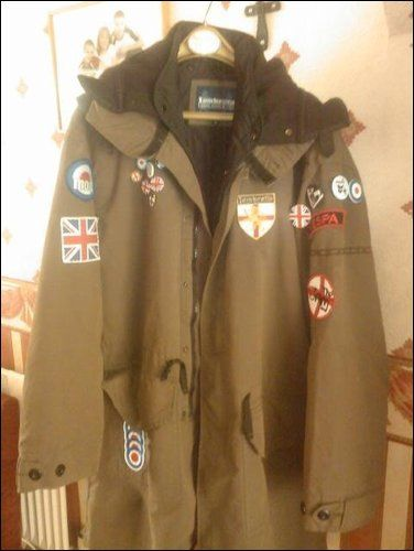 mod parka badges - Google Search | Kool jackets and other kloths ...
