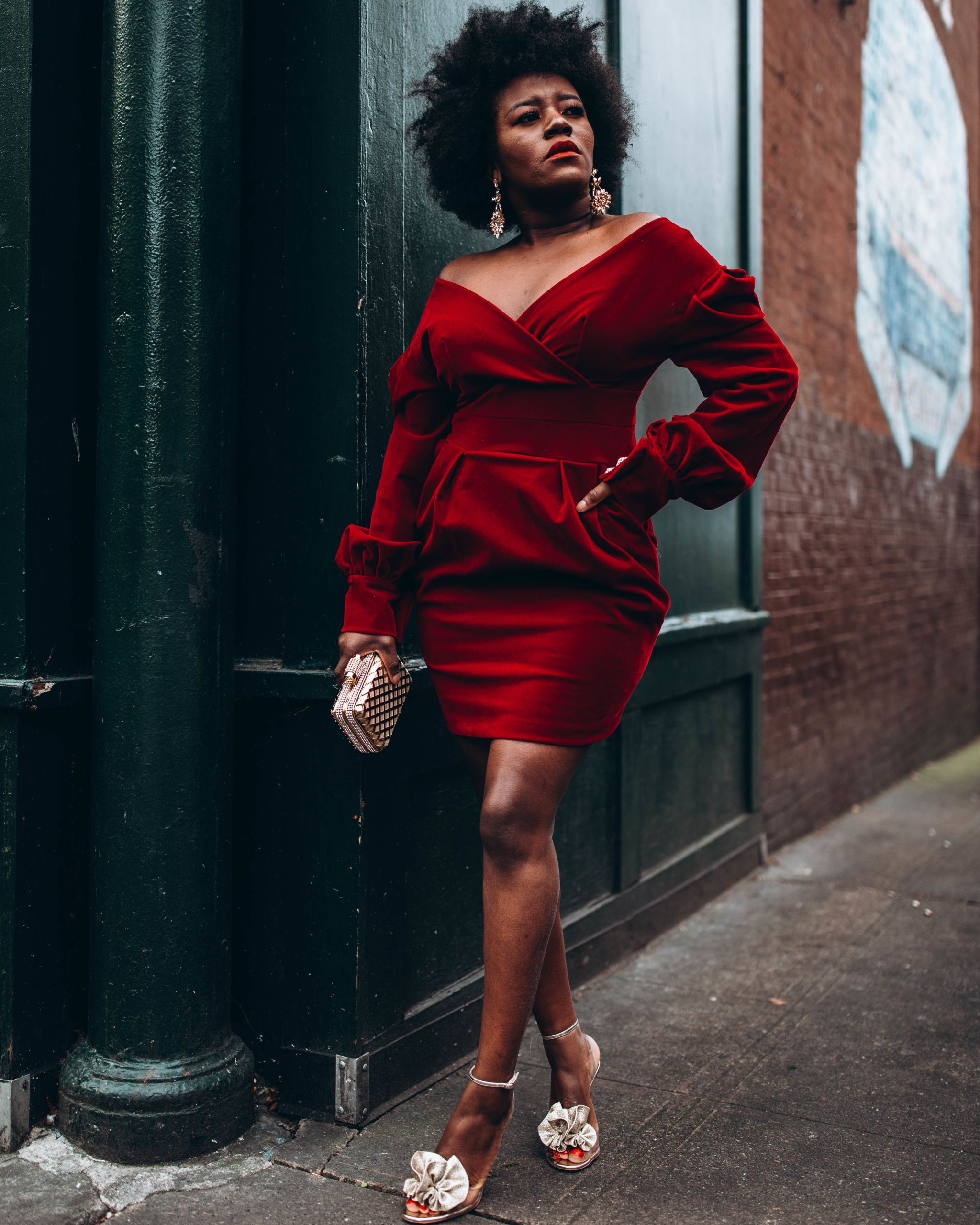 Christmas Party Look 2020 Velvet Christmas Party Outfit Ideas 2019 | Christmas party outfits