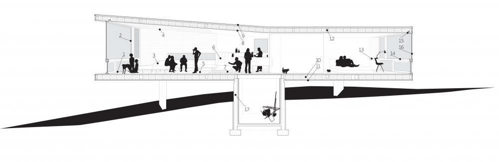 Pin By Ahmed Sabeck On Architecture Sections Architectural Section Architecture Arch