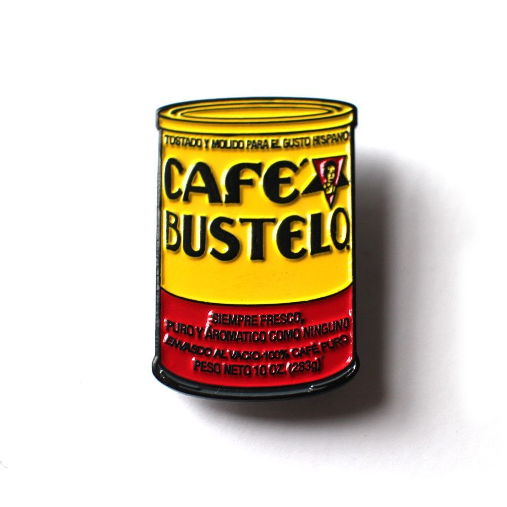 Cafe bustelo pin (With images) Cafe bustelo, Coffee pins