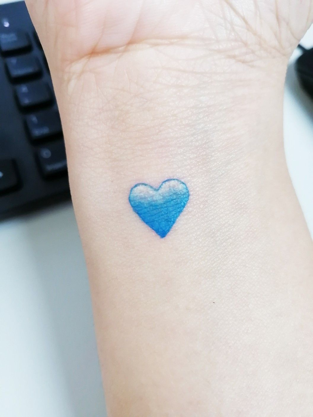 Tiny Heart Tattoo Tiny Heart Tattoos Tattoos Tattoos For Daughters