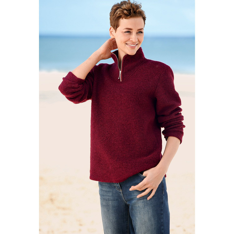 Walk-Troyer, erdbeere | Bio kleidung, Kleidung, Troyer
