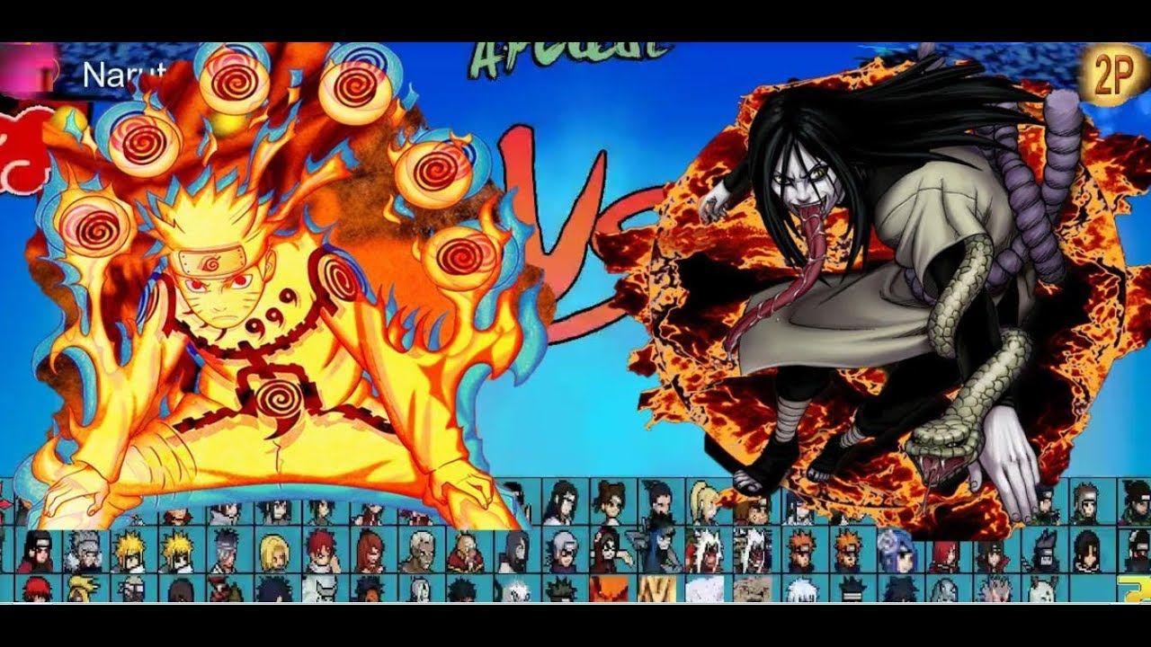 Naruto Ninja Generations DOWNLOAD Aplikasi
