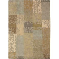 Photo of Brink & Campman ullteppe Yara beige 170×240 cm – naturlig fiberteppe laget av Brink & Campmann ull