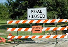 IMPORTANT NEWS ABOUT BRIDGE CLOSING NEAR DESHIA      IMPORTANT NEWS!!!   The bridge is out at the Hickory Sticks Golf Course and will be for 45 or so days...US 127 is open to DeShia from the North...From the South, come North on 127...turn left onto Wren Landeck Rd...to Dustman Rd....Turn right and follow Dustman around to 127 ..turn left and DeShia is just a short distance on your left!!!