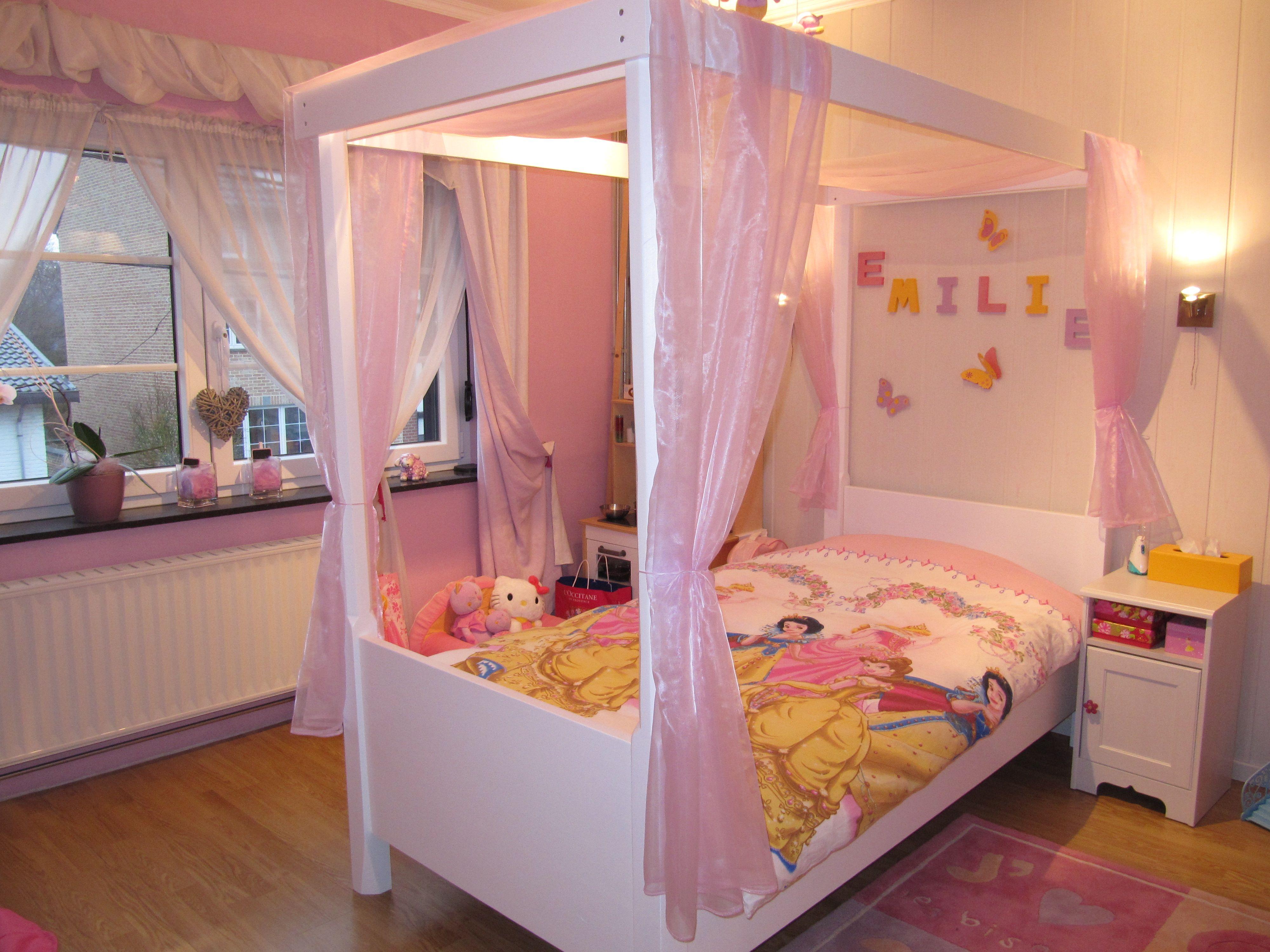 idee deco chambre fille 6 ans id 233 es d 233 coration | Minouette ...