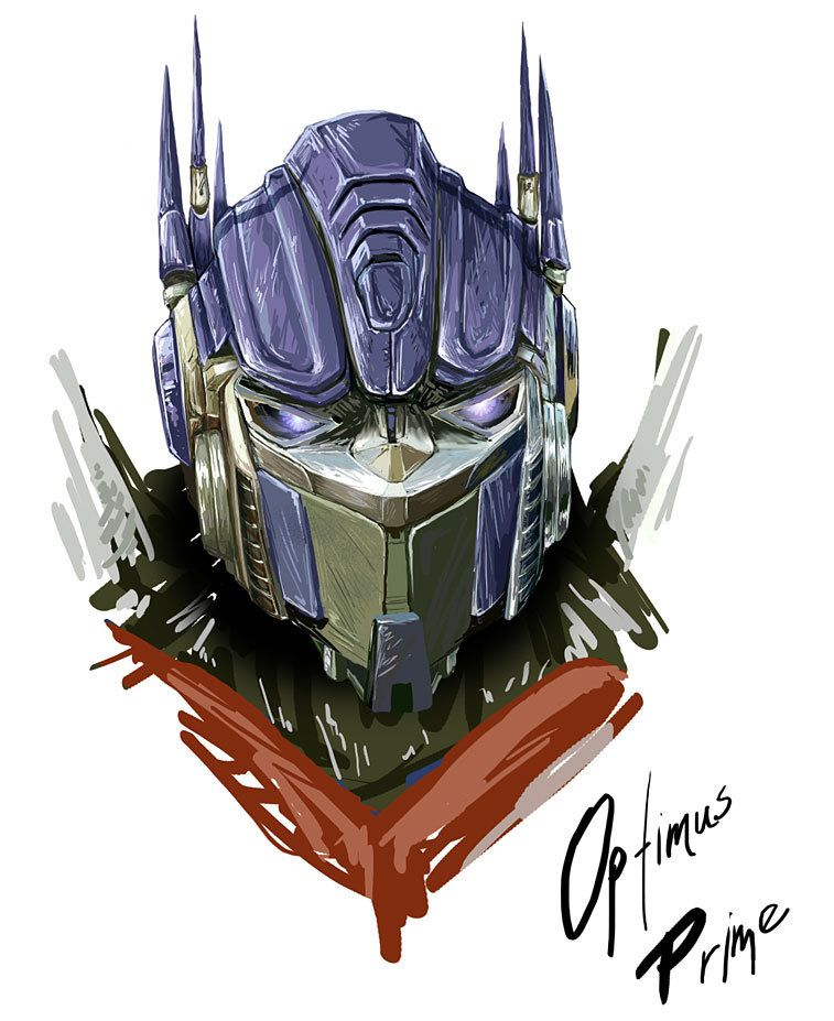 "coolbluex:  "" Blast from the Past: Optimus Prime from the Transformers 1 movie  """
