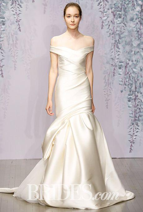 Monique lhuillier fall 2016 monique lhuillier fall for Monique lhuillier wedding dress designers