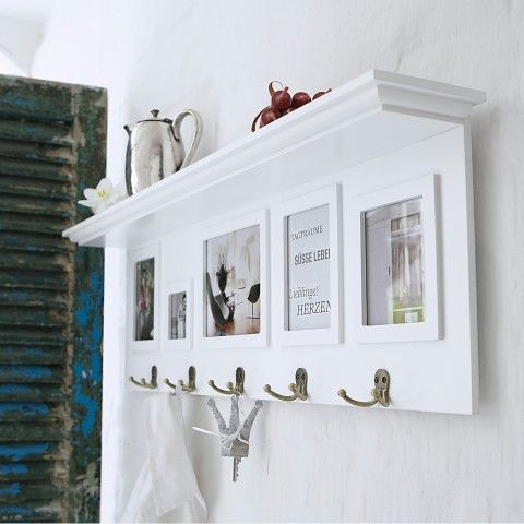 Wandgarderobe Weiss Garderobe Weiss Landhaus Mit Bildern