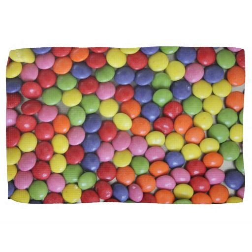 Sweets Kitchen Towel