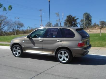 2005 Bmw Colors Bmw X5 2005 62000 Km Color Kalahari Beige