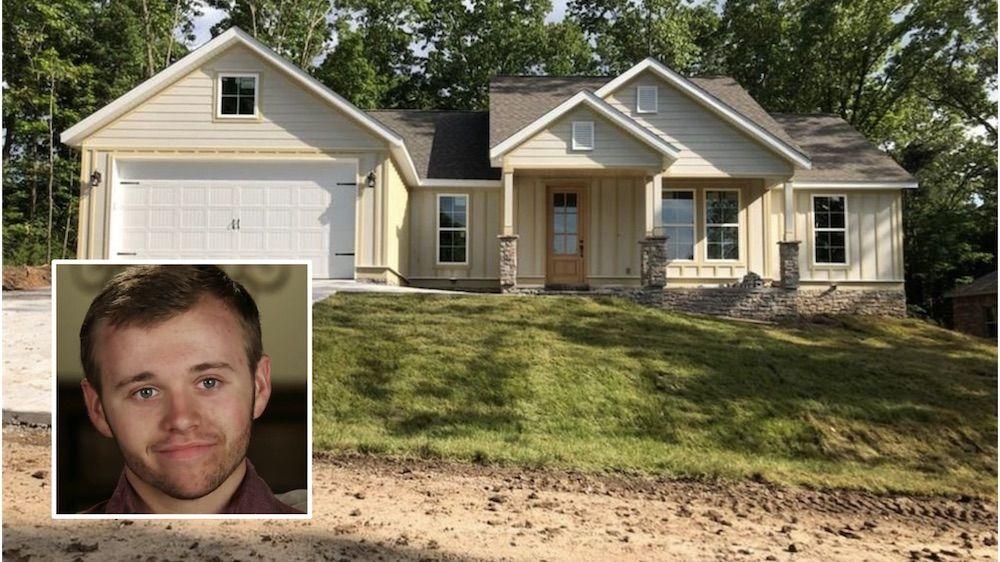 Duggar Watch Jason Duggar Sells Arkansas House He Built for $234K