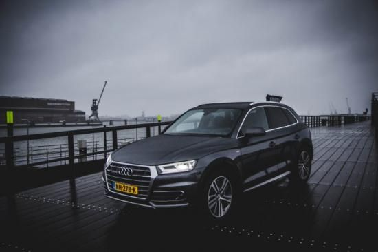 Audi Q5 2.0 TFSI: rijtest en video