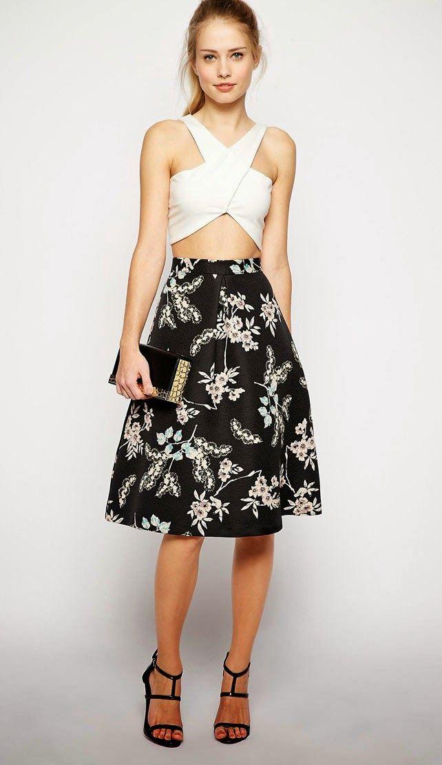 I want pretty: LOOK-Ideas de outfits