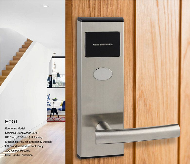 smart card door lock e001 smart card lock pinterest cards