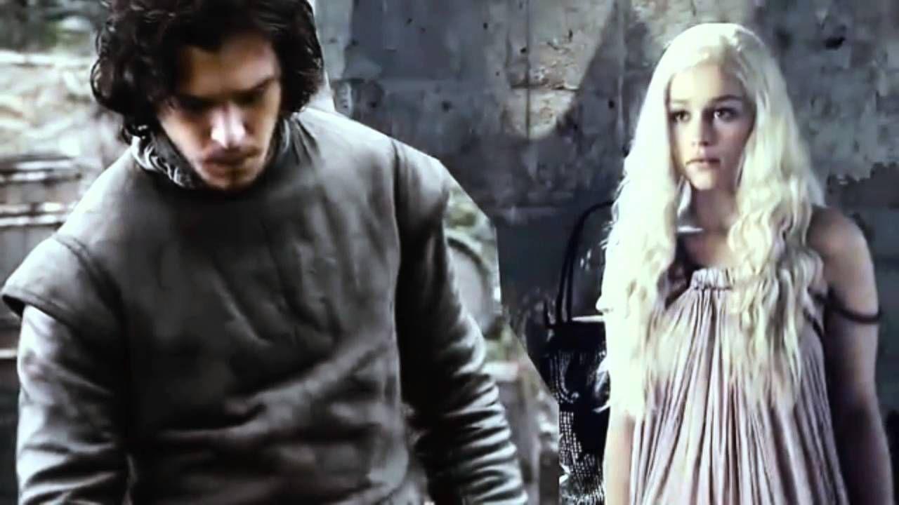Jon And Daenerys A Tragic Love