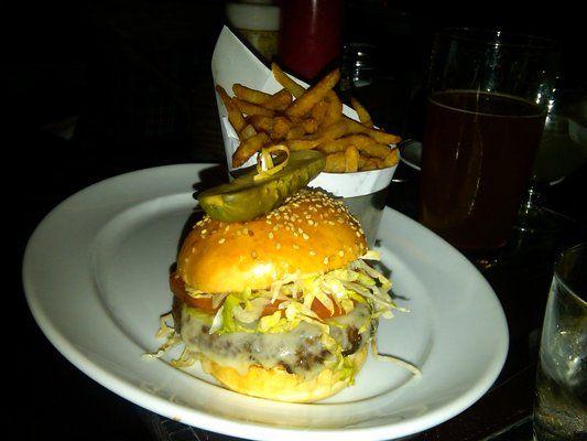 Yankee Burger from DBGB