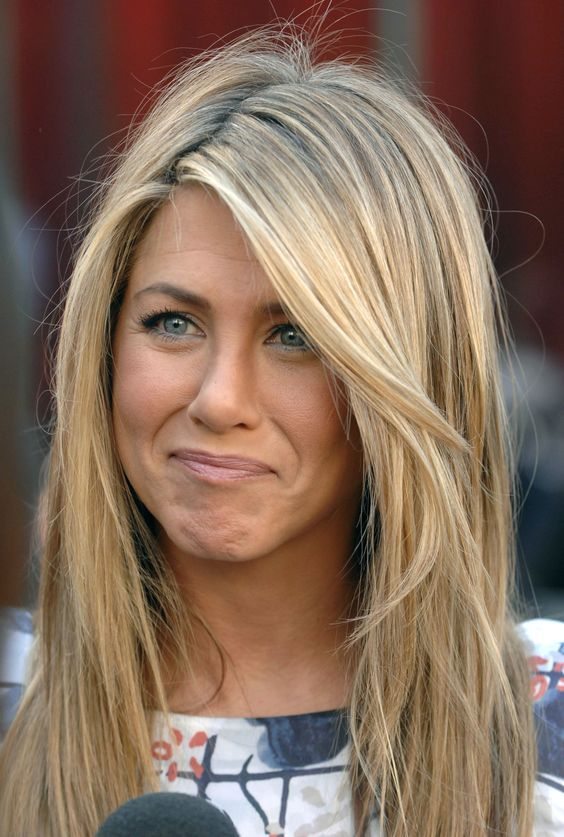how to style hair like aniston always hair aniston hairstyles and 2297