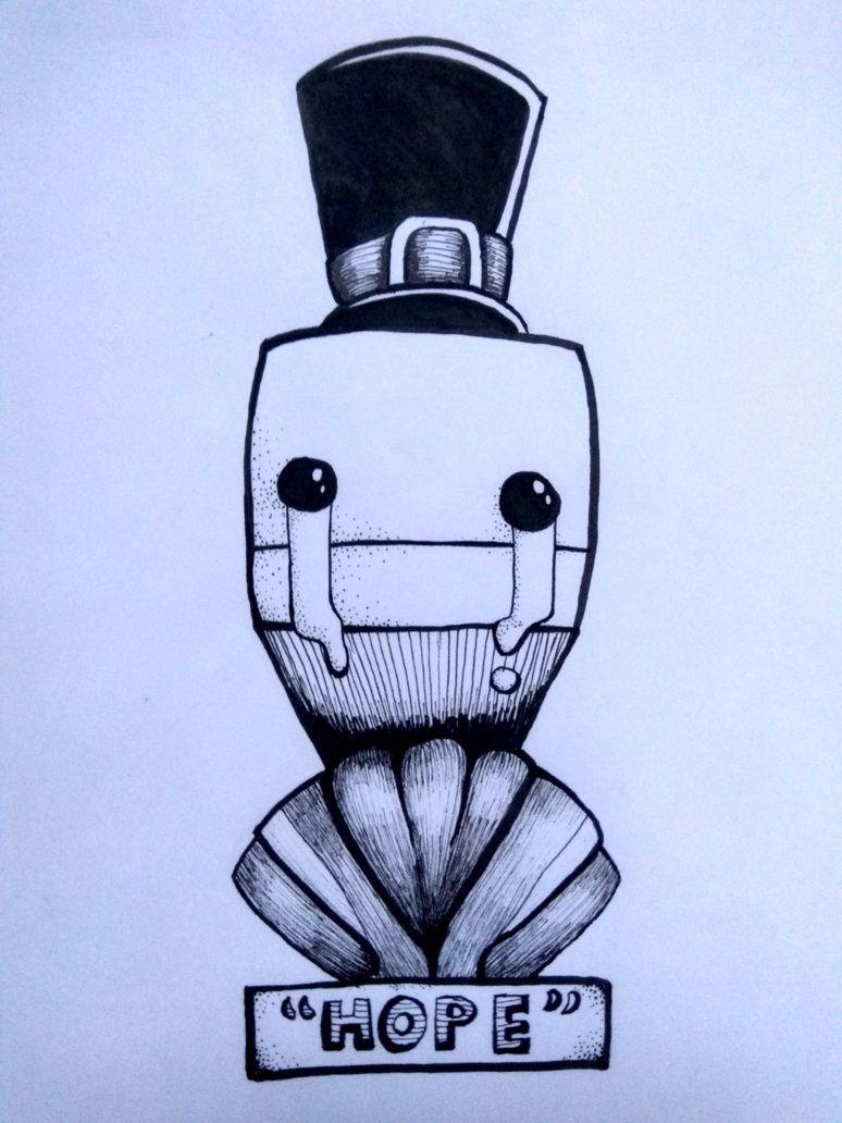 Hatty Hattington In Ink By Epicratt Art Fantasy Cool Stuff