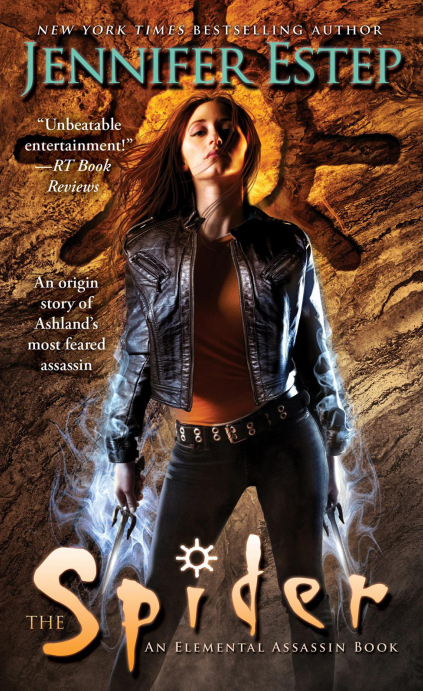 The Spider (Elemental Assassin, #10) by Jennifer Estep
