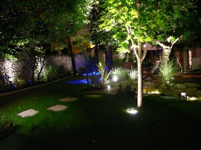 Eclairage jardin recherche google