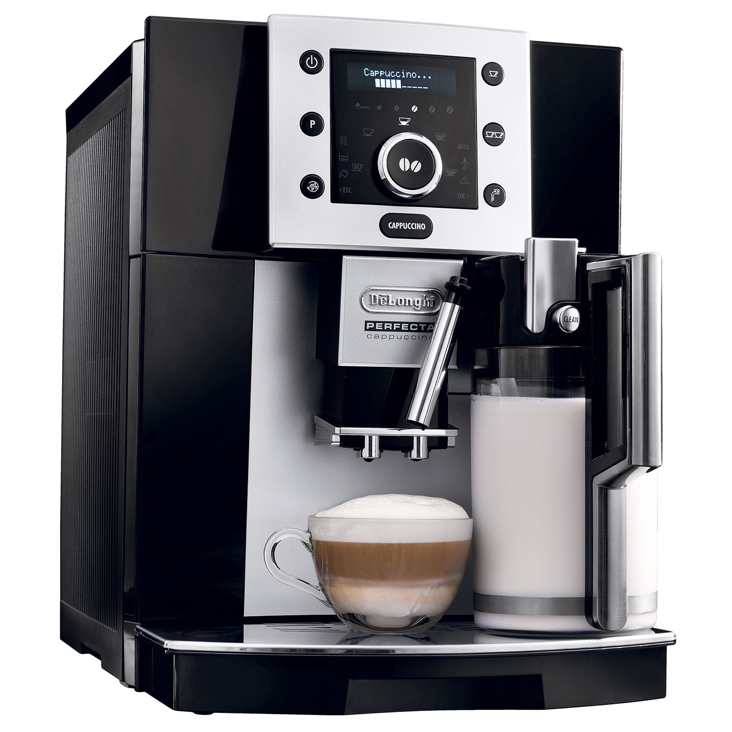 De'Longhi Perfecta Automatic Espresso Machine Sam's Club