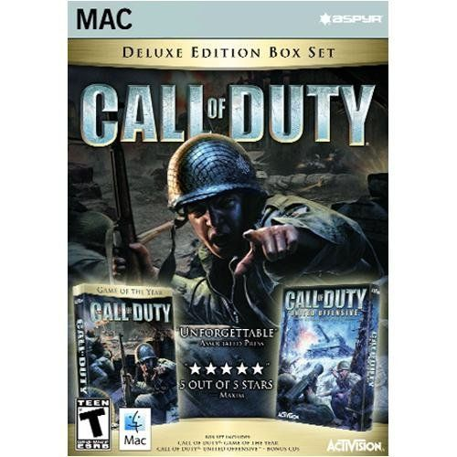Call of Duty: Deluxe Edition [Mac Download]