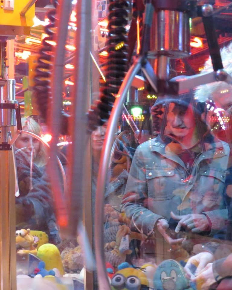 La fête forraine - This photo was taken in Paris - 2014 - ©OBelardi