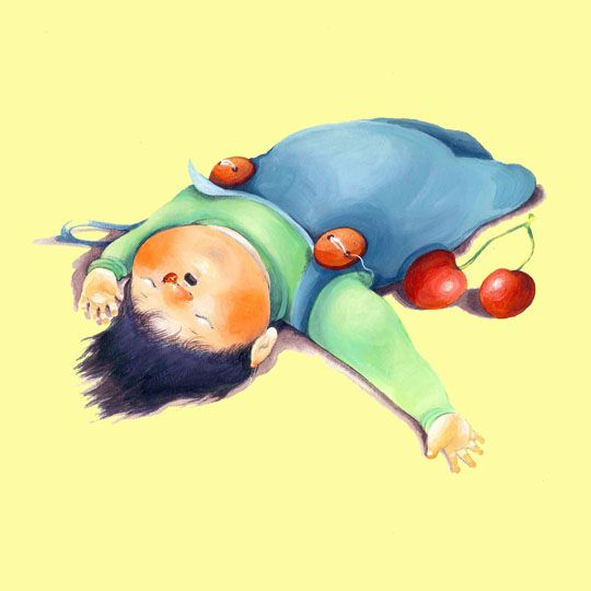 Adhd Parenting 4 Mindfulness Techniques >> kids illustration | Art | Yoga for kids, Teaching kids