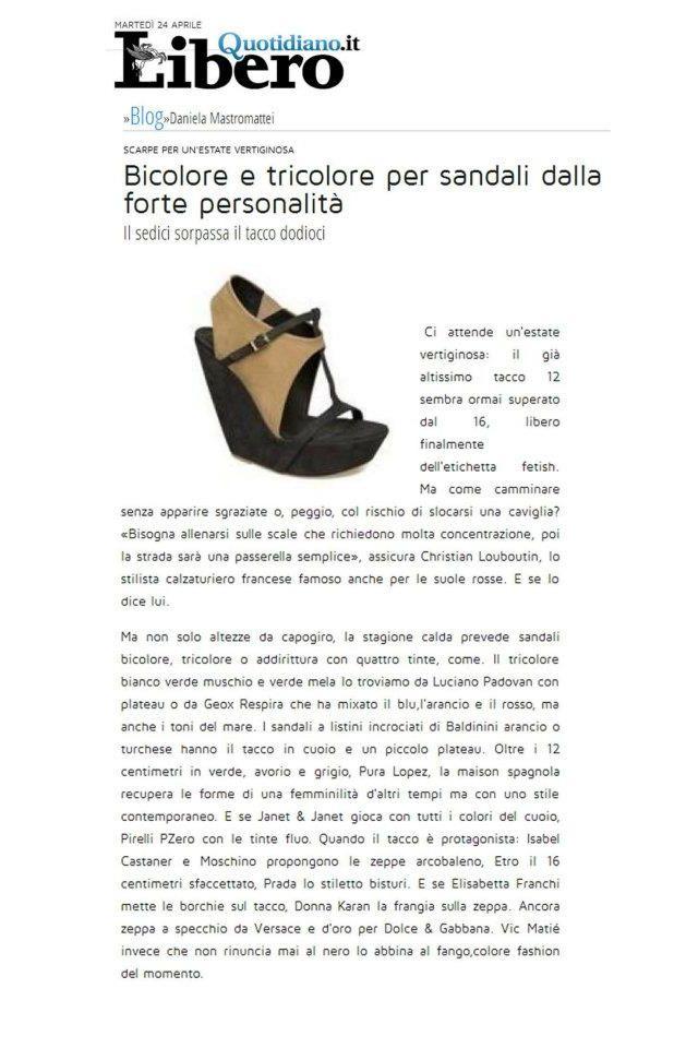... Sandales