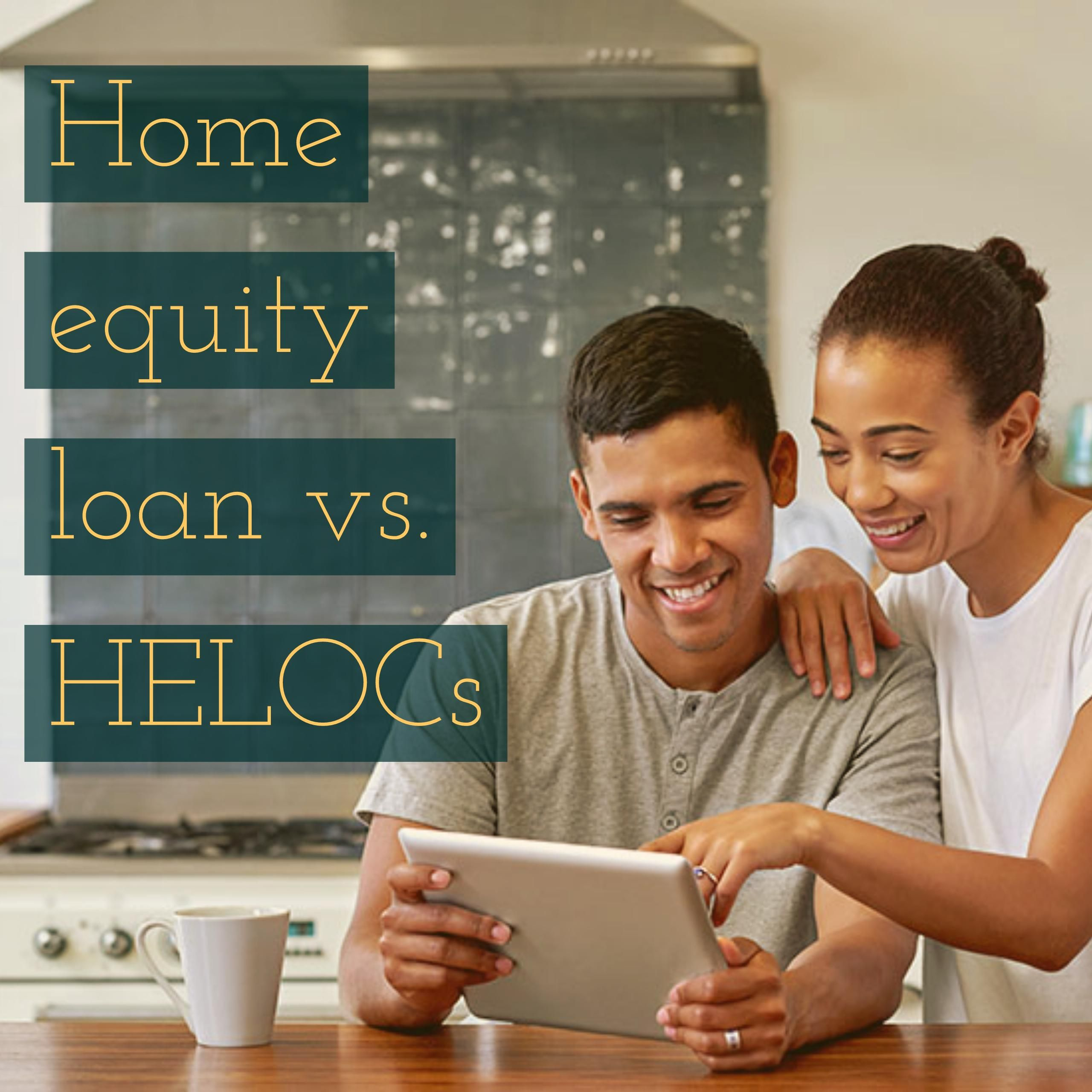 Home Equity Loan vs. Home Equity Line of Credit Which Is