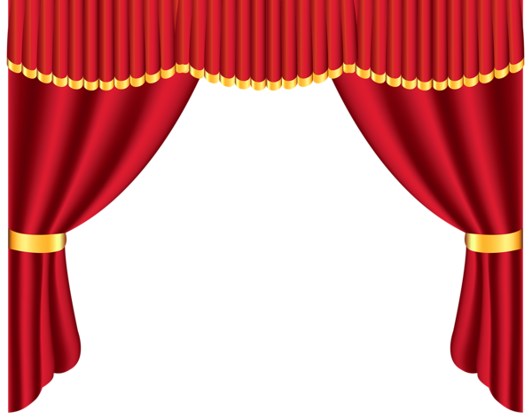 Pin By Mutia Tiara On Frames Curtains Vector Red Curtains Curtains