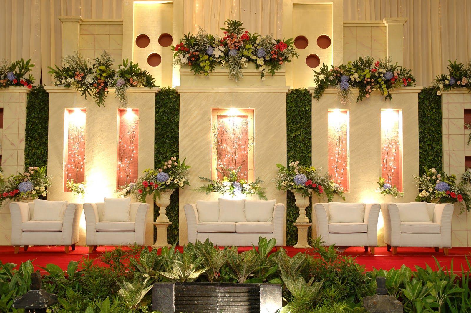 Minimalist Wedding Decoration Decor Wedding Pinterest