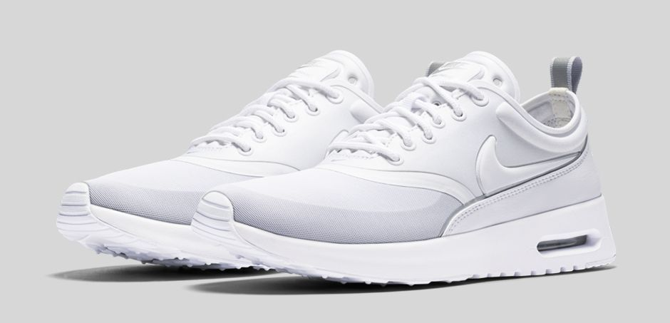 Natural Tones Highlight This Latest Nike Air Max Thea Ultra | Air max thea  and Air max