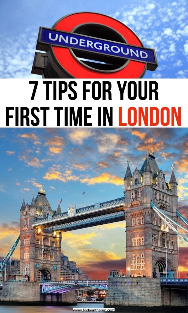 7 Things To Know Before Your First Time In London #travelengland