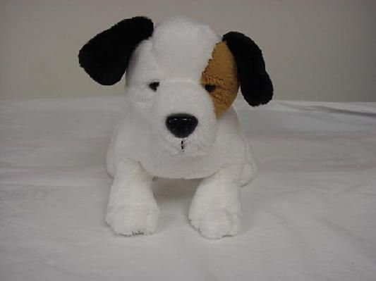 WEBKINZ JACK RUSSELL ~ PLUSH ONLY-NO CODE ~ FREE SHIPPING  $7.50