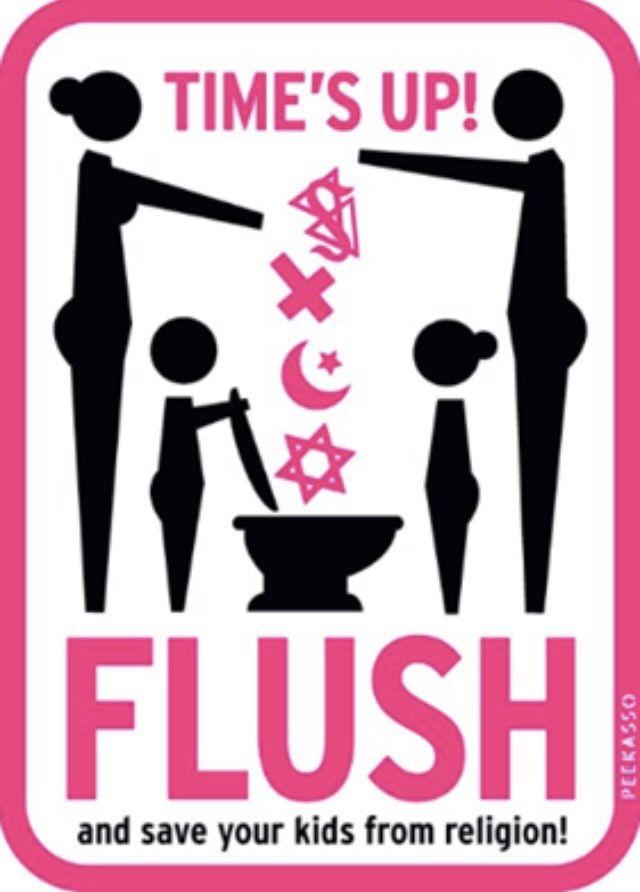 anti religion sprüche