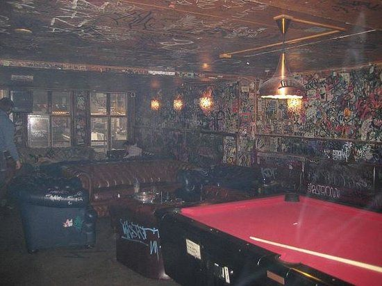Cafe Hill Street Blues Amsterdam Attractions Trip Advisor