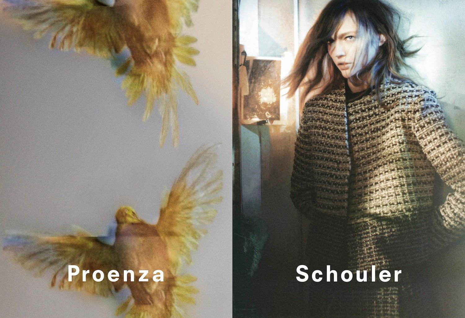 Proenza Campaign (by David Sims)